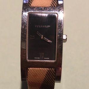 Ladies Burberry watch